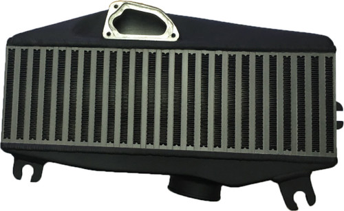 Intercooler will fit with the AVOTurboworld TMIC or the factory OEM TMIC.