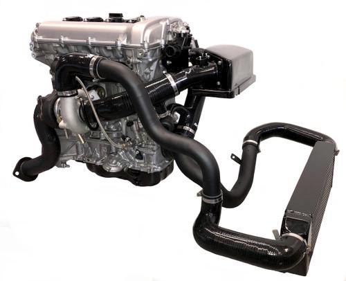 MX5 ND RHD 2.0L Upgrade Base Turbo Kit