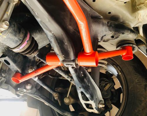 Rear Underbody Brace - Crosstrek XV 2018+ FB20 & Impreza 2.0i 2018+ FB20