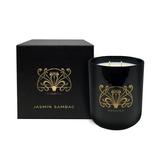 JASMIN SAMBAC | XL TRANSPARENT BLACK JAR