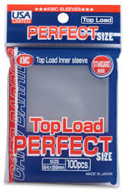 KMC USA: Top Load Perfect Size