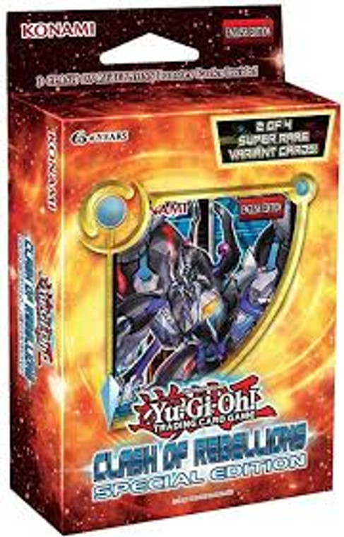 YGO Special Edition: Clash of Rebellions