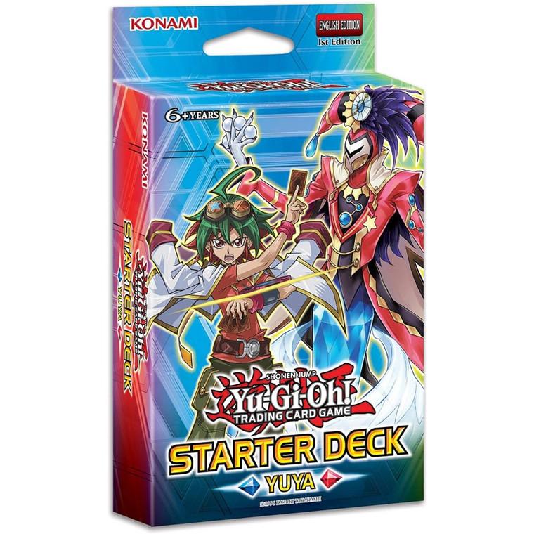 Yu-Gi-Oh! Starter Deck: Yuya