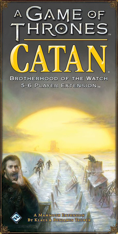 Catan: A Game of Thrones: 5-6 Player Extension