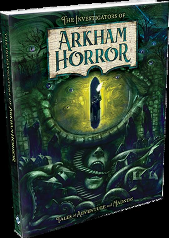 Arkham Horror Files: Investigators of Arkham Horror, The