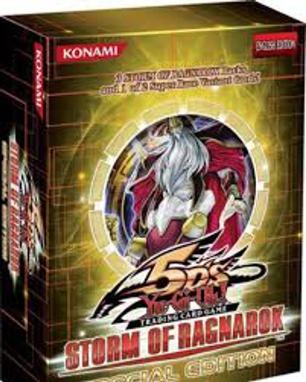 YGO Special Edition: Storm of Ragnarok