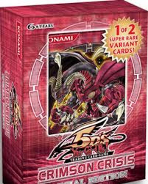 YGO Special Edition: Crimson Crisis