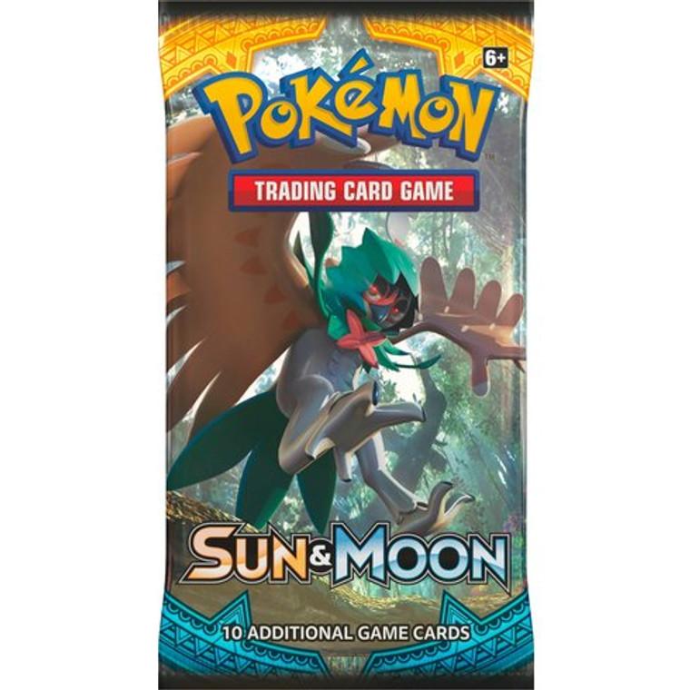 Pokemon TCG: Sun & Moon - Booster Pack
