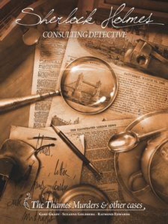 Sherlock Holmes: Consulting Detective The Thames Murders and Other Cases