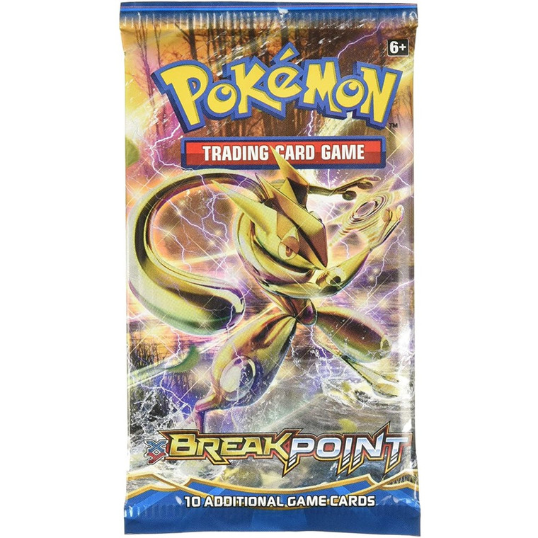 Pokemon TCG: Breakpoint - Booster Pack