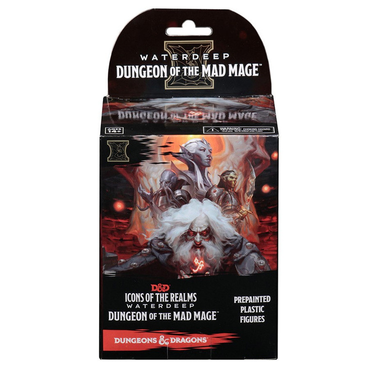 D&D Icons of the Realms: Dungeon of the Mad Mage - Booster Pack