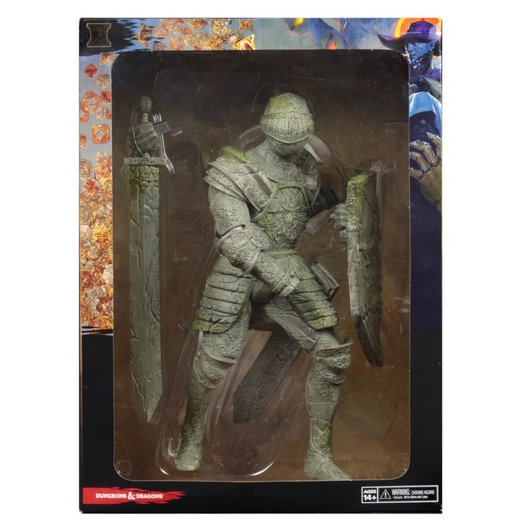 D&D Icons of the Realms: Walking Statue of Waterdeep