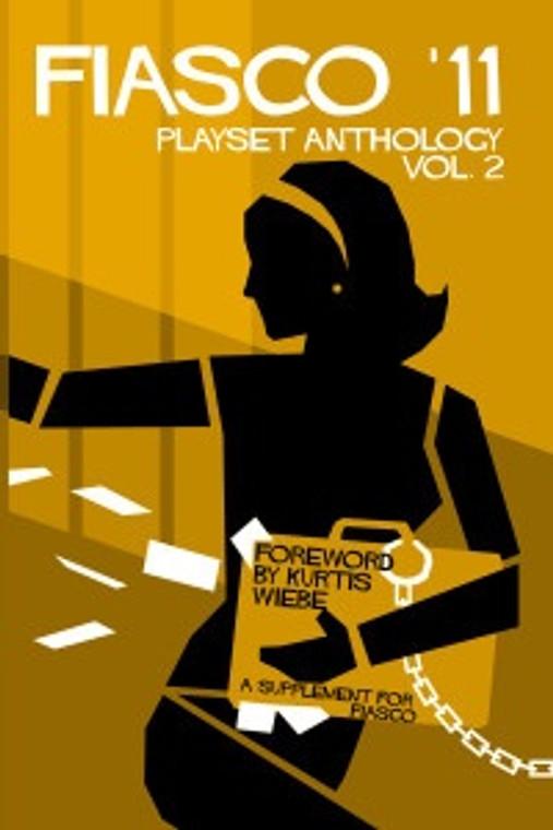 Fiasco: Playset Anthology vol. 2