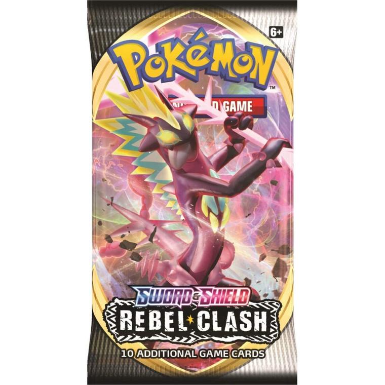 Pokemon TCG: Rebel Clash - Booster Pack