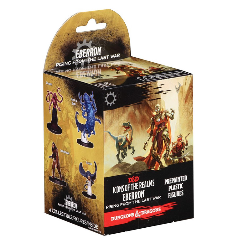 D&D Icons of the Realms: Eberron Rising - Booster Pack