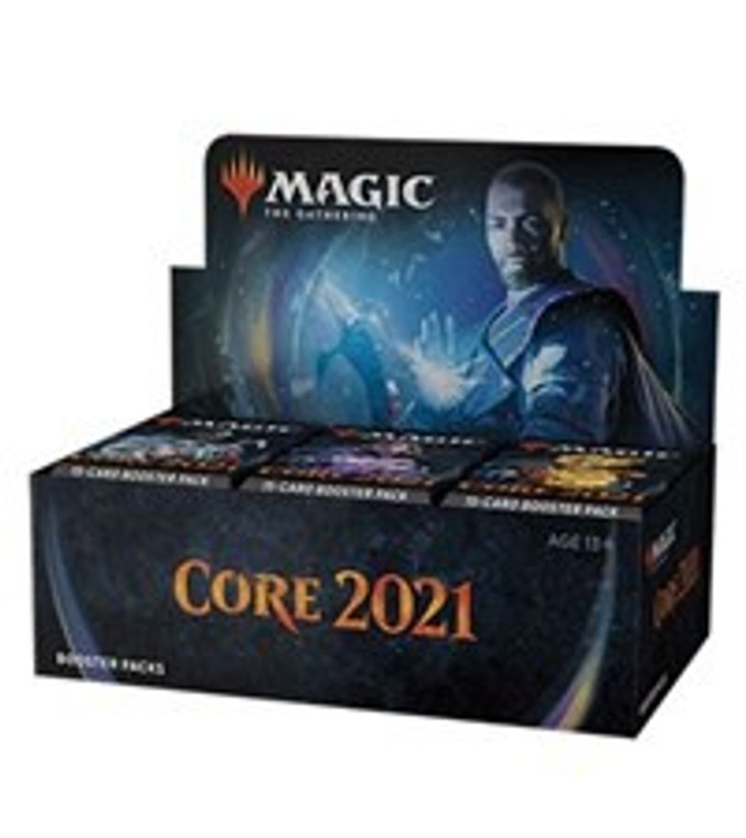 MTG Core Set 2021: Booster Box