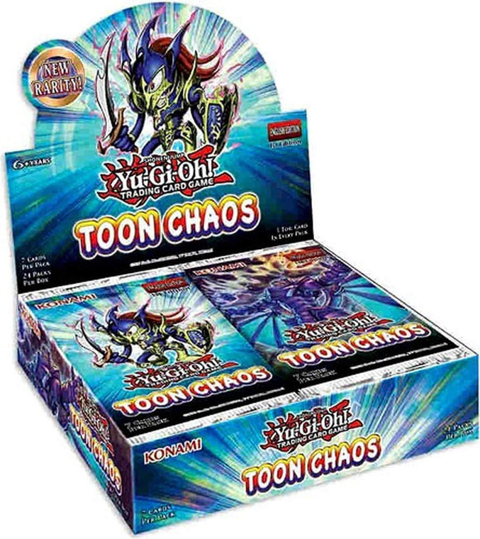 YGO Booster Box: Toon Chaos