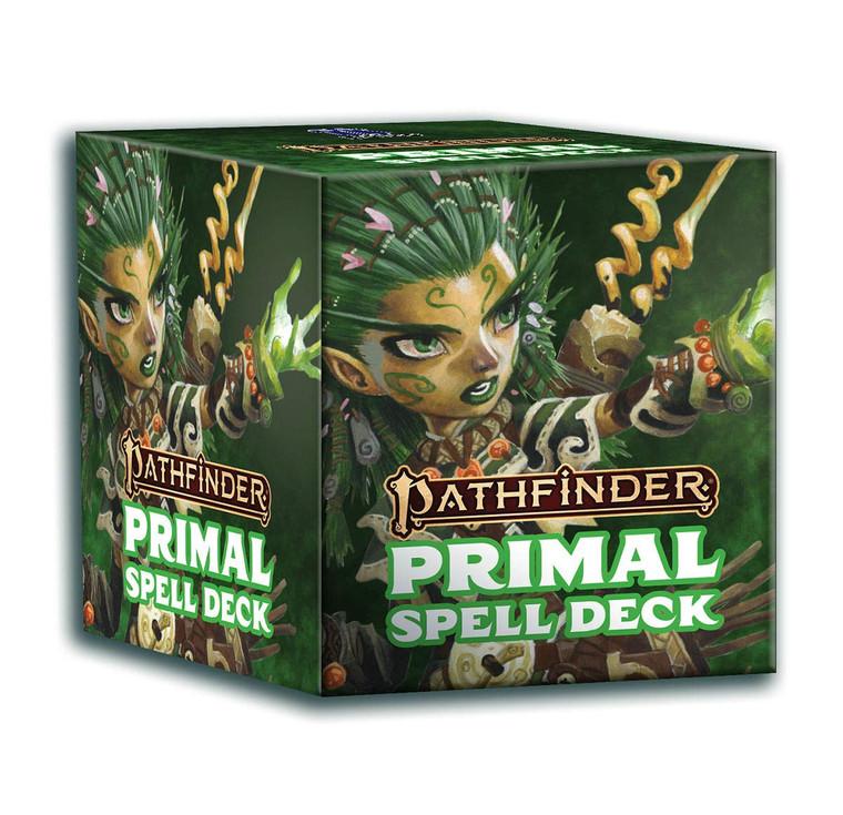 Pathfinder Primal Spell Cards
