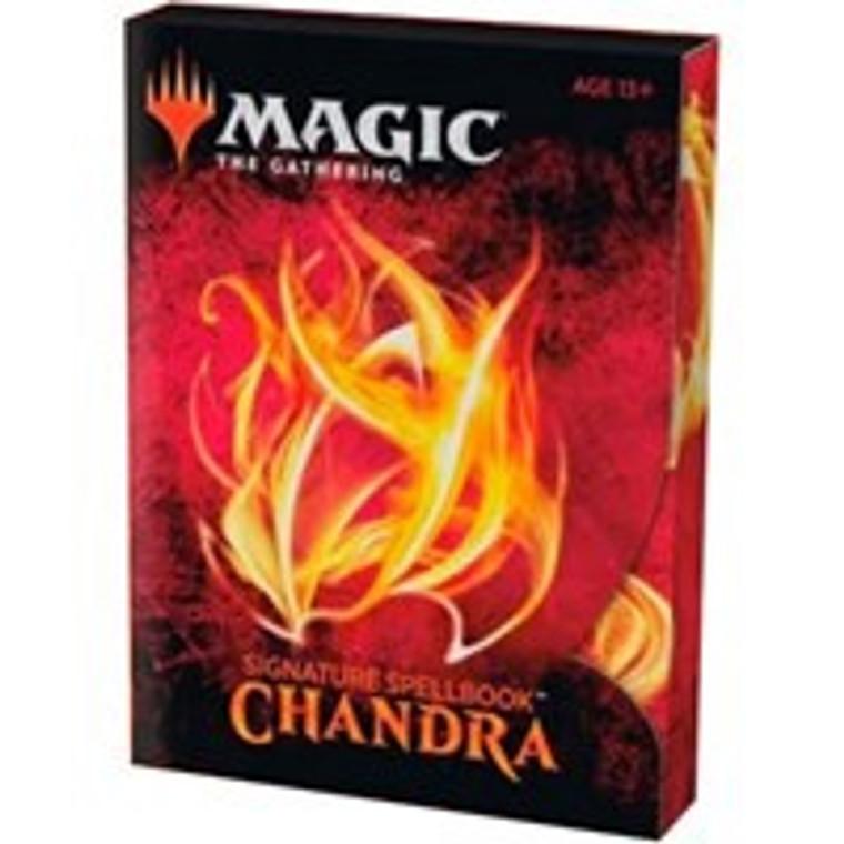 MTG Signature Spellbook Chandra