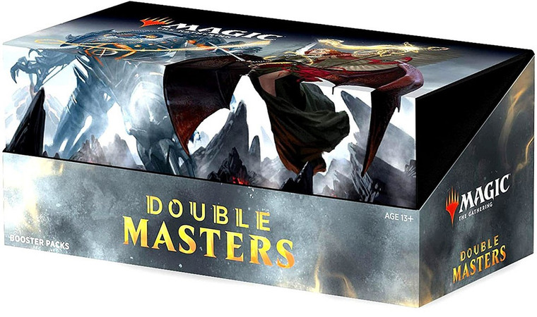 MTG Double Masters Booster Draft Box