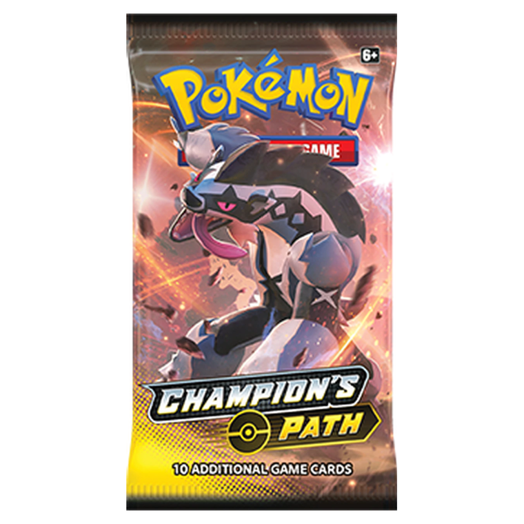 Pokemon TCG: Champion's Path - Booster Pack