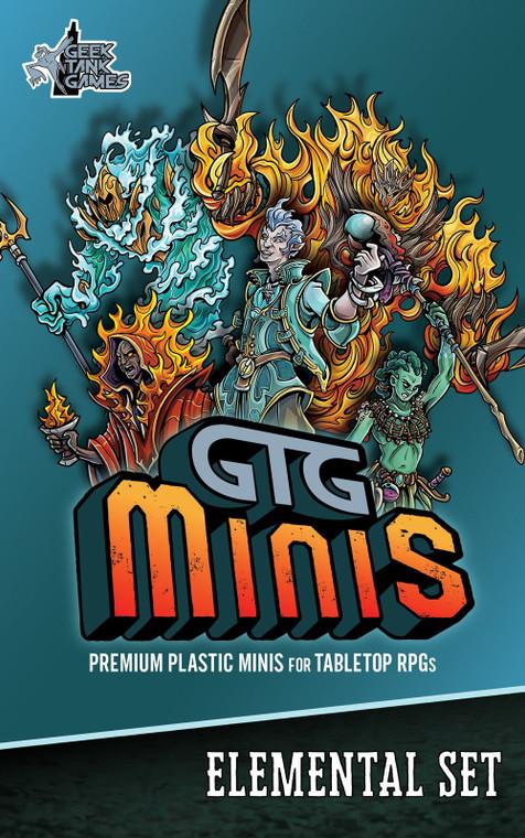 GTG Minis: Elemental Set
