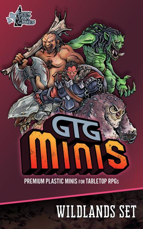 GTG Minis: Wildlands Set