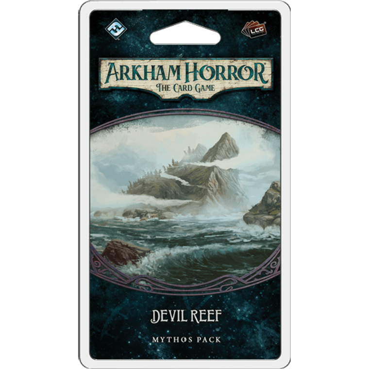 Arkham Horror: The Card Game - Devil Reef