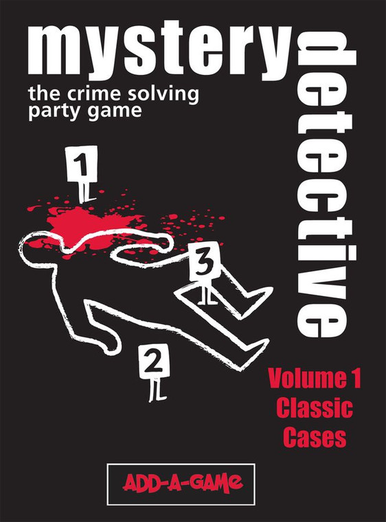Mystery Detective Vol 1