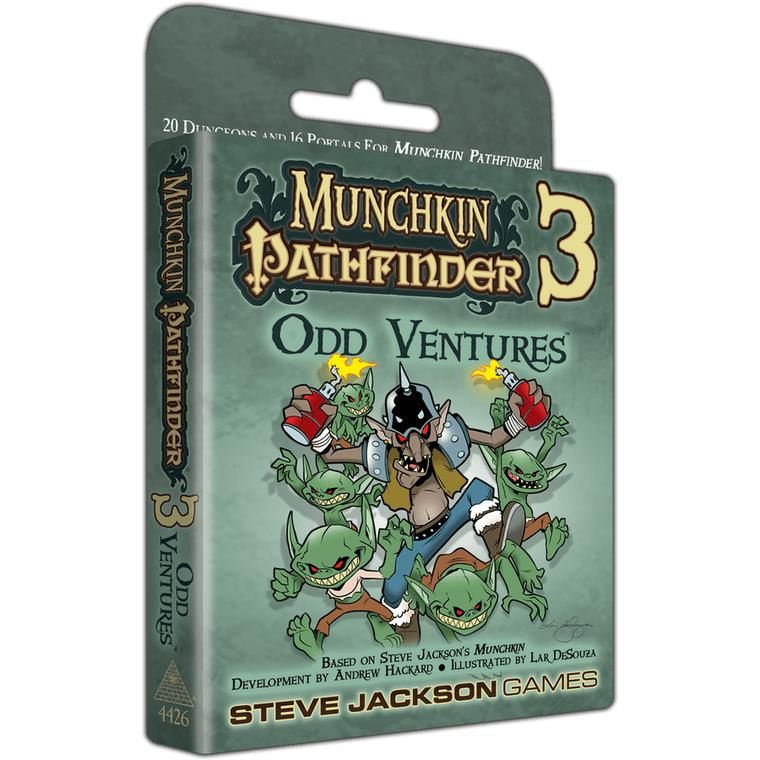 Munchkin Pathfinder 3: Odd Ventures