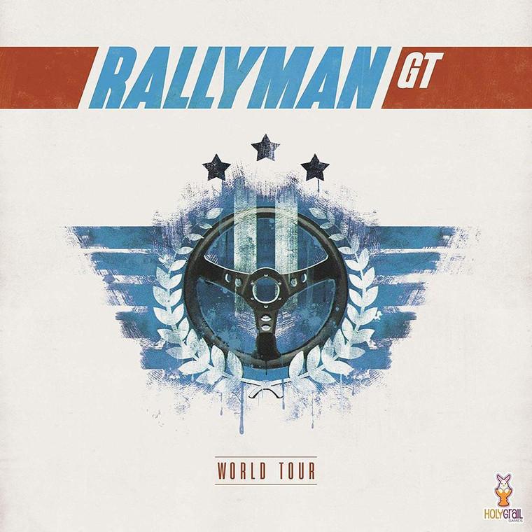 Rallyman GT: World Tour