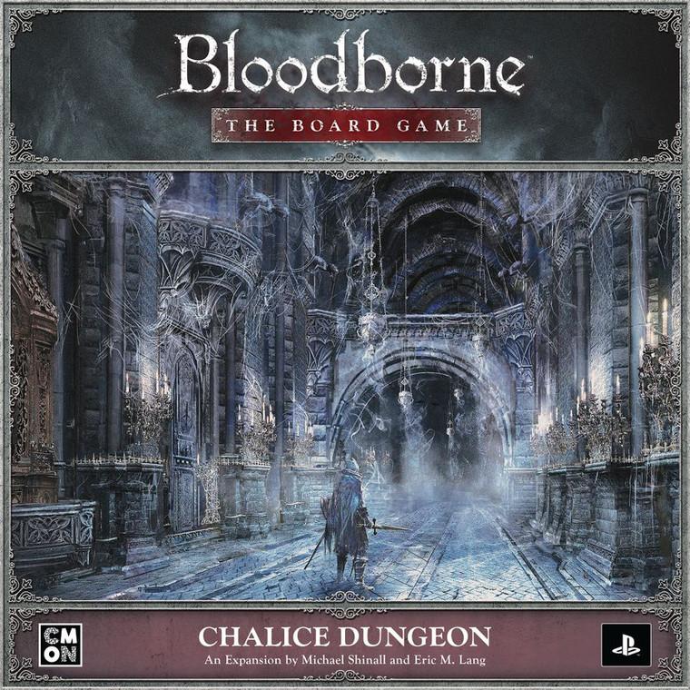 Bloodborne: The Board Game - Chalice Dungeon