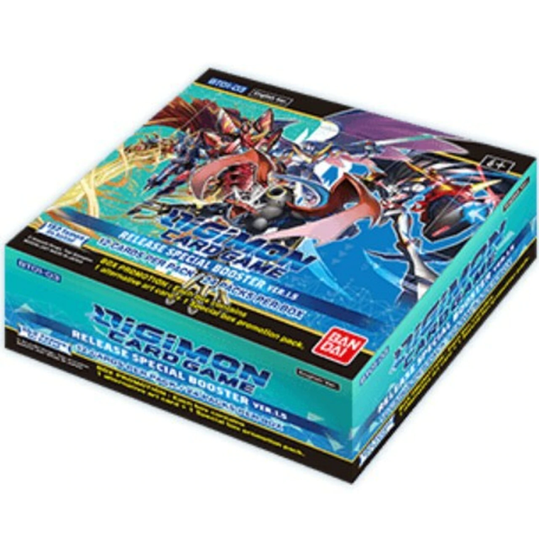 Digimon Card Game: Release Special Ver.1.5 - Booster Box