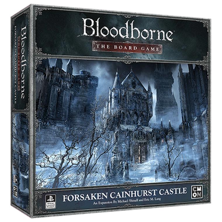 Bloodborne: The Board Game - Forsaken Cainhurst Castle