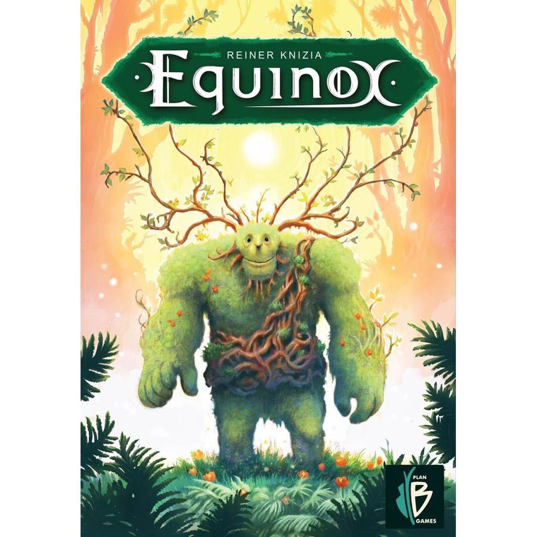 Equinox (Yellow Cover)