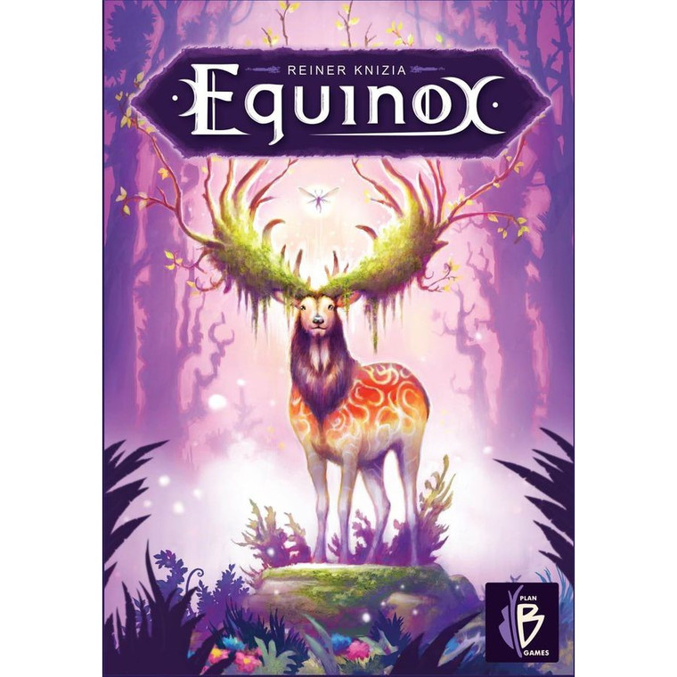 Equinox (Purple Cover)