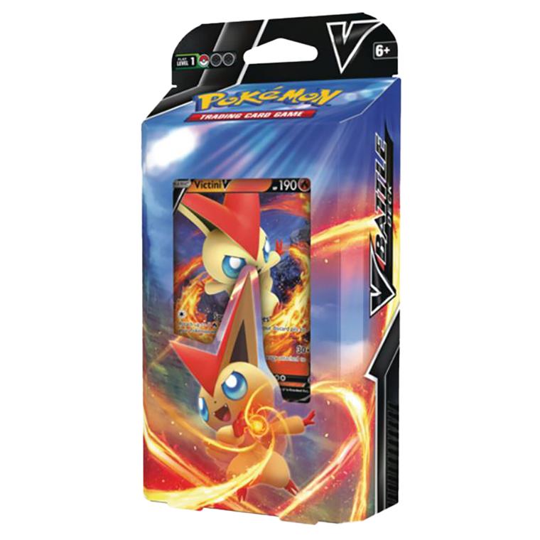 Pokemon TCG: V Battle Deck - Victini