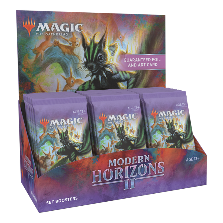 Buy a Box Promo's will only be given out to SET BOOSTER BOXES