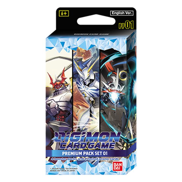 Digimon Card Game: Premium Pack Set 01