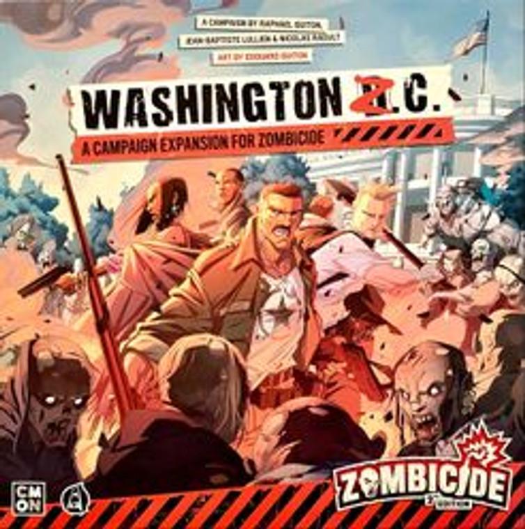 Zombicide 2nd Edition: Washington Z.C.
