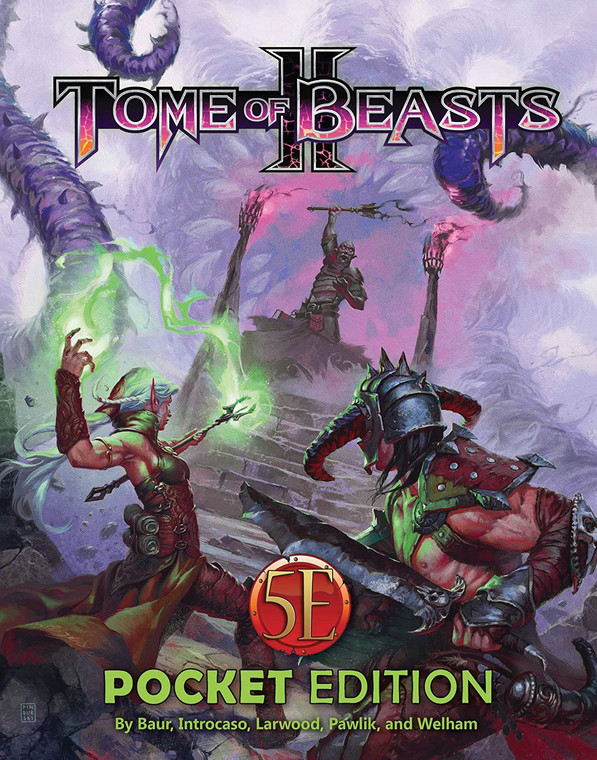 5E Tome of Beasts 2: Pocket Edition