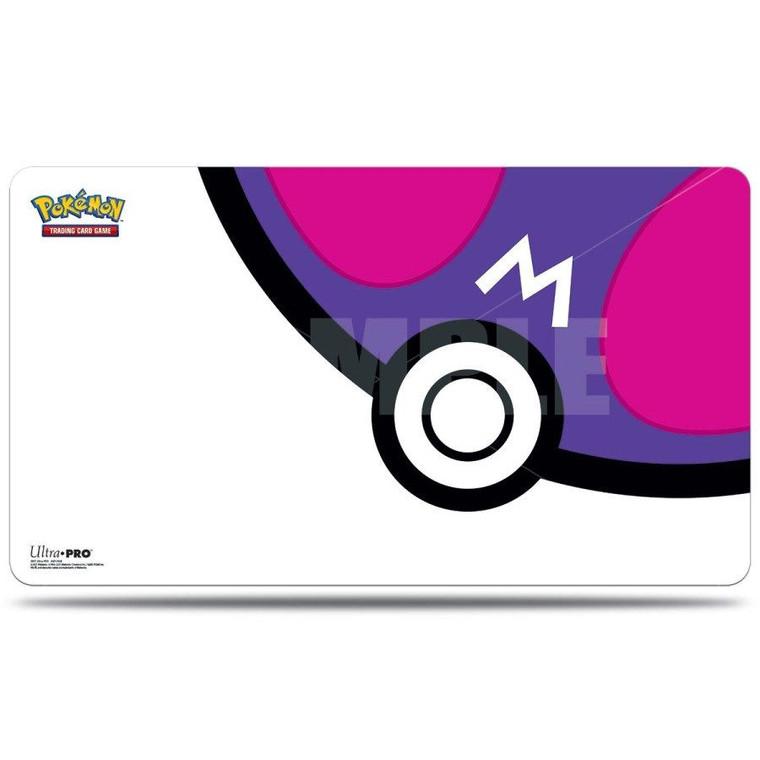 Pokemon Playmat: Master Ball