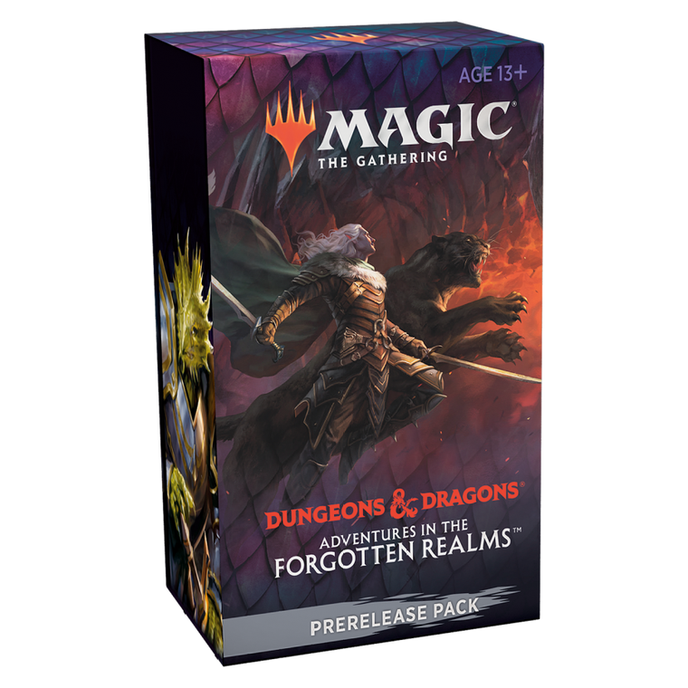 Magic the Gathering: Adventures in the Forgotten Realms - Prerelease Pack