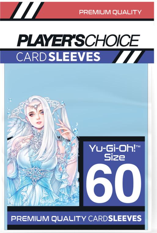 Player's Choice Mini Card Sleeves (60): Powder Blue
