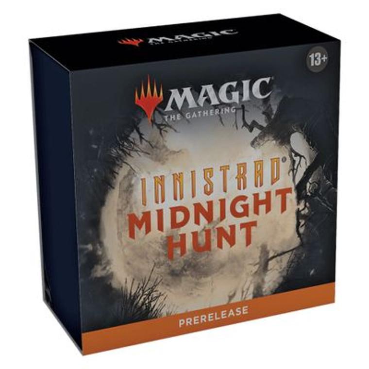 MTG Innistrad Midnight Hunt : Prerelease Kit