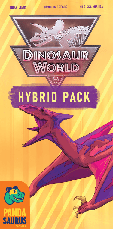 Dinosaur World: Hybird Pack