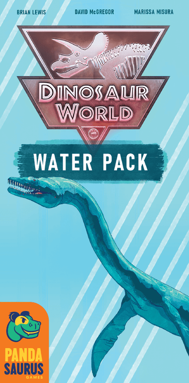 Dinosaur World: Water Pack
