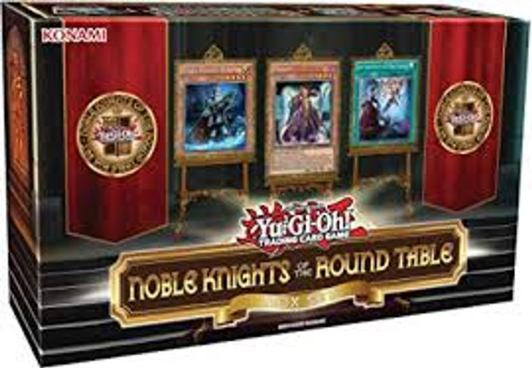 YGO Noble Knights of the Round Table