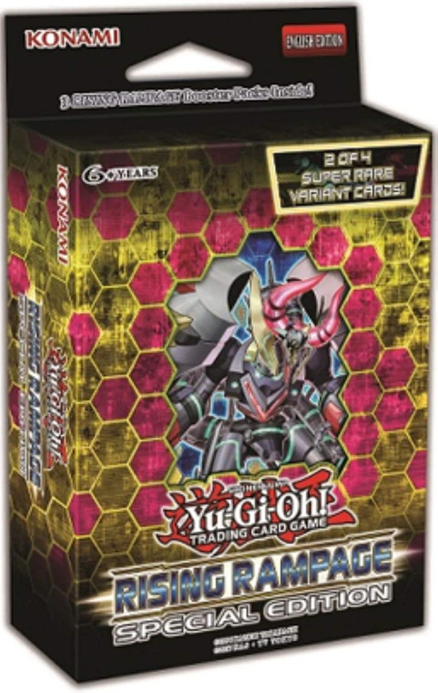 YGO Rising Rampage Special Edition