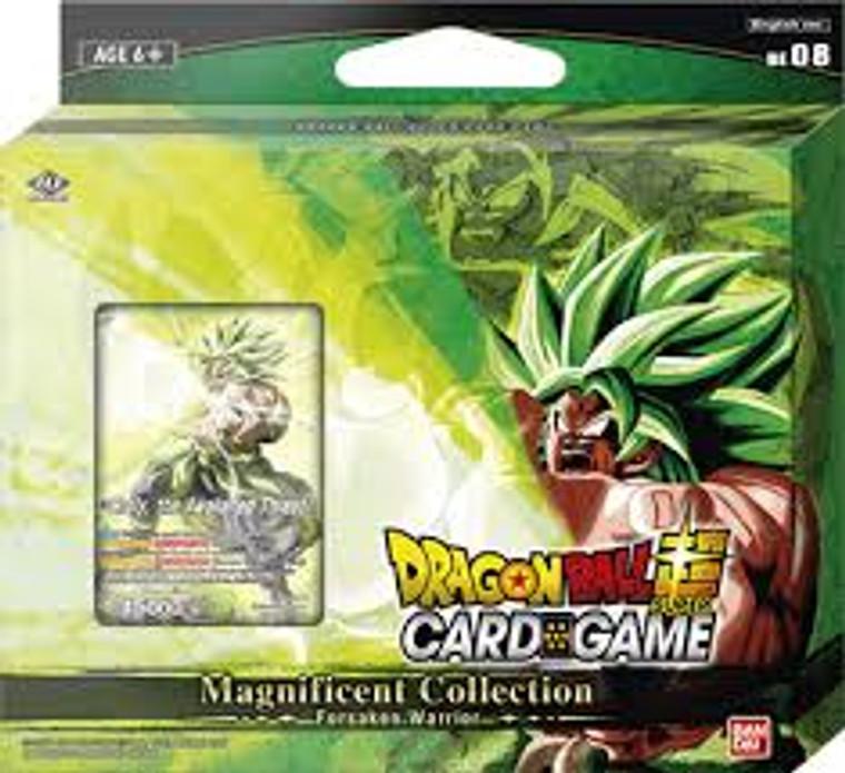 DBS: Magnificent Collection Forsaken Warrior